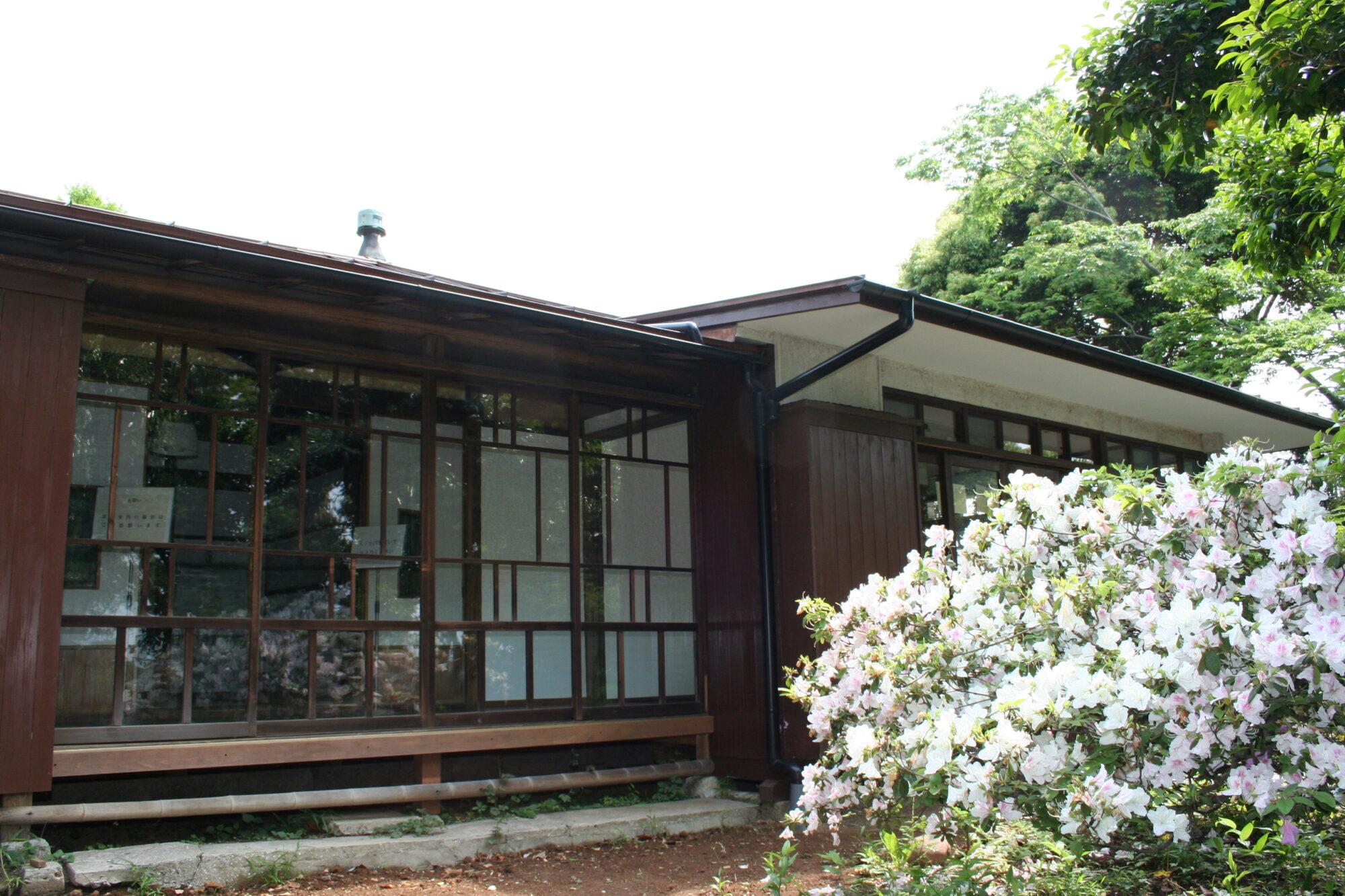 杉村楚人冠記念館